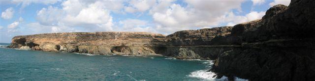 Höhlen von Ajuy
