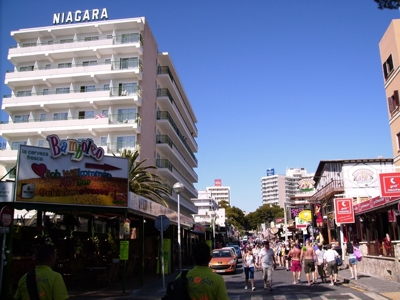 Hotel Mallorca Palma Ballermann