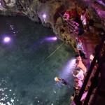 Cenote von Innen