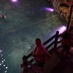Treppen in der Cenote