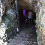 Eingang in die Cenote