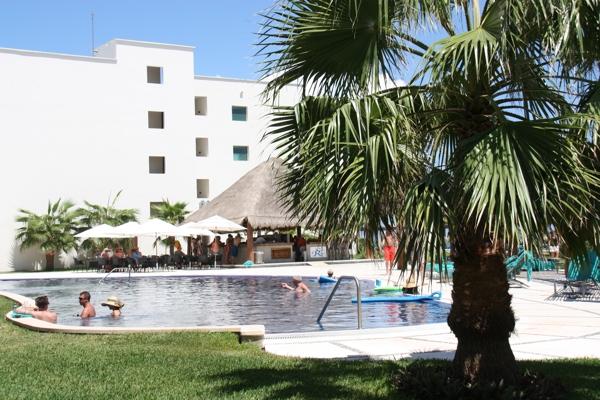 Urlaubsressort in Mexiko