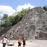Pyramide in Coba