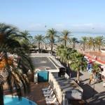 Pool- und Strand am Ballermann