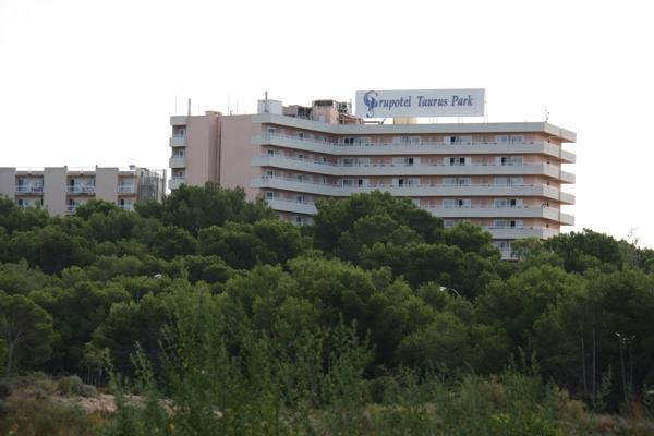 Großhotel Taurus Park am Ballermann