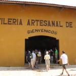typische Agavendistillerie in Mexiko