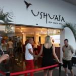 Partyeingang ins Ushuaia Beach Hotel - Ibiza