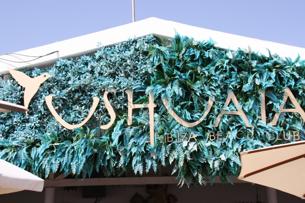 Ushuaia Beach Hotel auf Ibiza