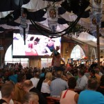 Oktoberfest-Feeling am Ballermann