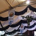 Oktoberfest-Zelt im Mega Park