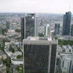 Blick vom DZ Tower