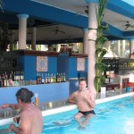 AI-swim up Pool-Bar in Punta Cana