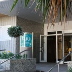 Eingang Hotel Riu San Francisco
