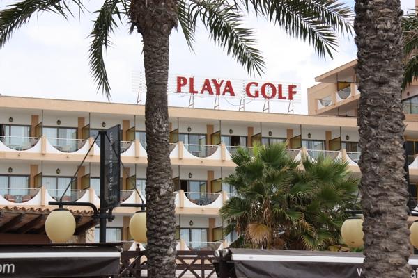 Hotel Playa Golf am Ballermann