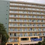 Eingang Hotel Timor