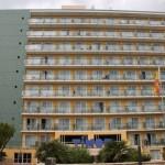 Balkone im Hotel Timor
