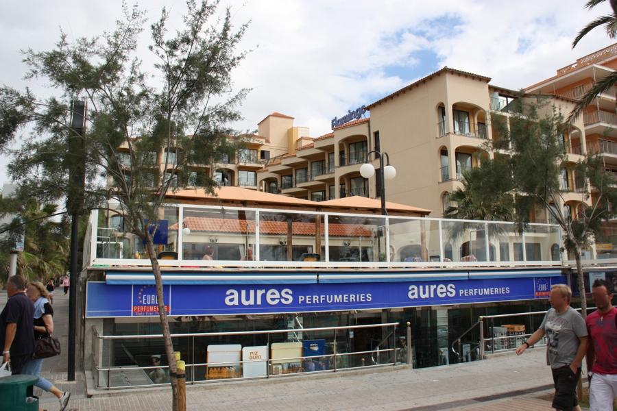 Strandseite Hotel Flamingo