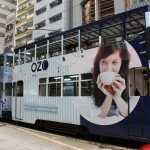 Straßenbahn in Hong Kong
