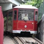 historische Peak Tram