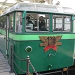 grüne Peak Tram