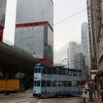 Hochhäuser auf Hong Kong Island