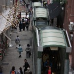 Längste Rolltreppensystem der Welt