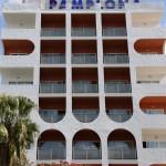 Balkona Hotel Pamplona