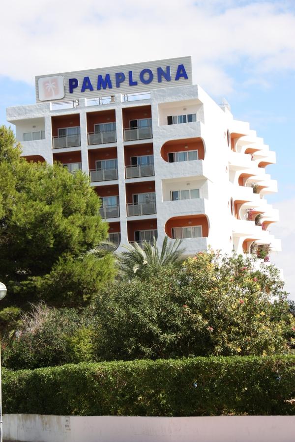 Hotel Pamplona beim Ballermann 11