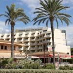 Blick auf Iberostar Royal Playa de Palma