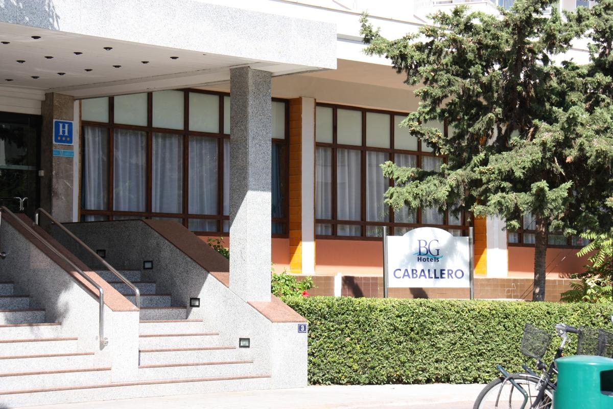 Hotel Caballero auf Höhe Ballermann 11