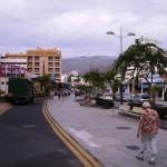 Strandpromenade bei Playa de las Americas
