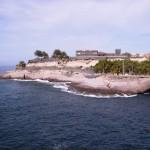 Bucht bei Playa de las Americas