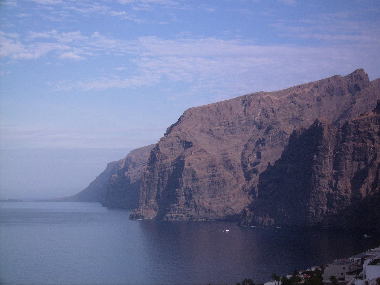 Steilküste Los Gigantes auf Teneriffa
