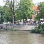 Biergarten Gerbermühle Frankfurt