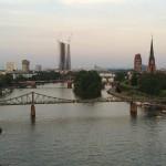 Main in Frankfurt
