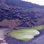 Grüne Lagune El Golfo