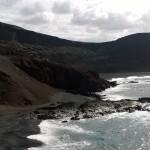 Meer bei El Golfo (Lanzarote)