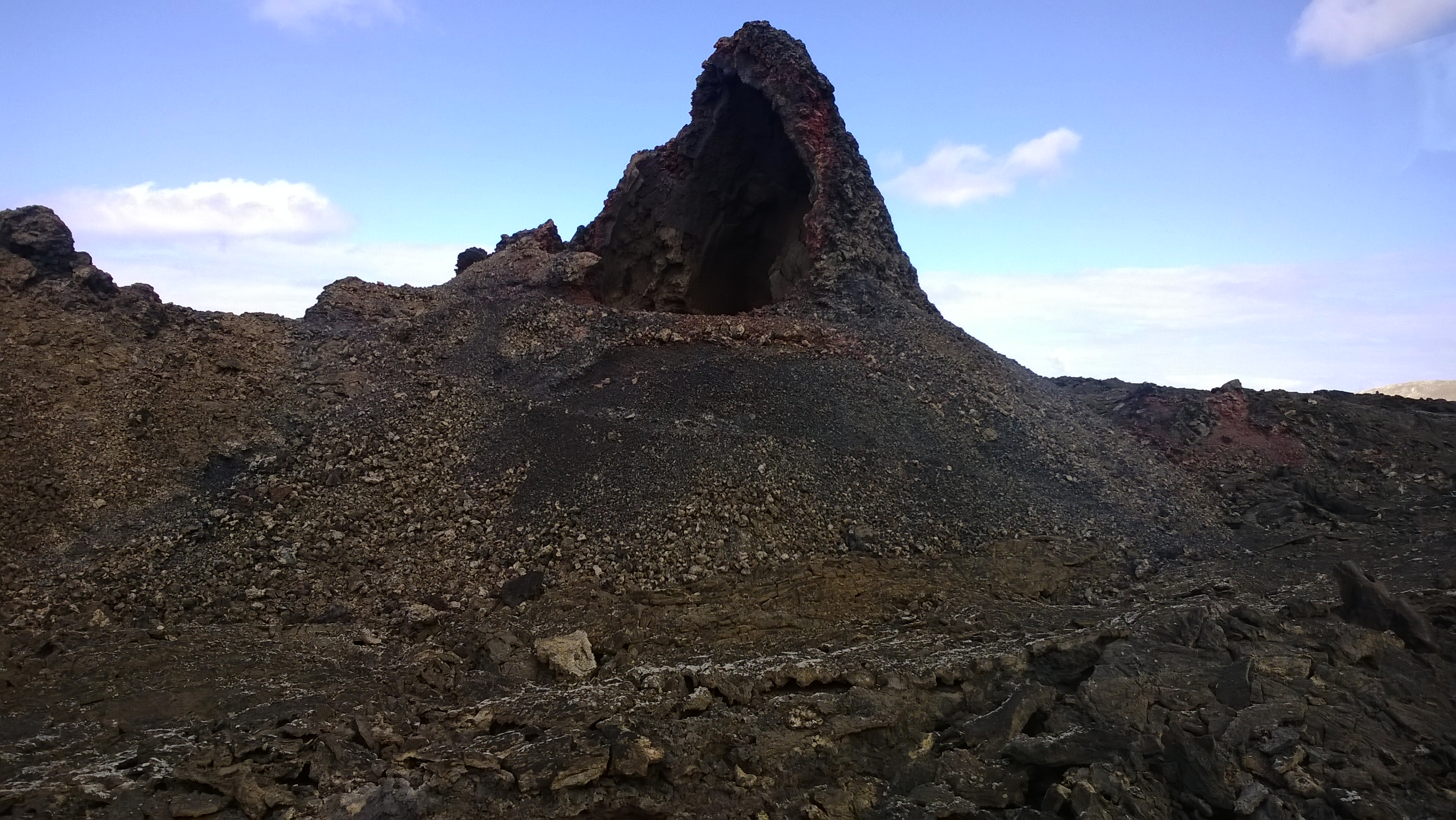 Vulkanberge im Timanfaya Nationalpark