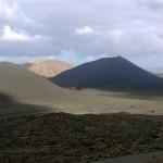 Landschaft im Timanfaya Nationalpark