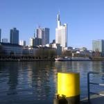 Impressionen mit Frankfurter Skyline