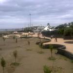 Strandpromenade am Playa de los Pocillos