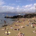Playa Grande in Puerto del Carmen
