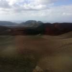 Landschaft Timanfaya Nationalpark