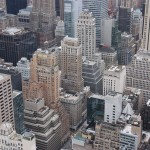 Blick vom Empire State Builsing