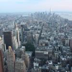 Südspitze Manhatten vom Empire State Building