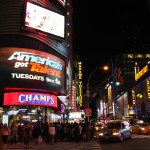 Impressionen vom Times Square