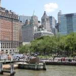Battery Park in New York