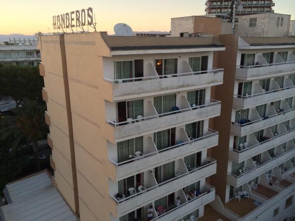 Hotel Honderos am Ballermann