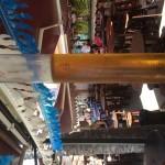Meter Bier im Mega Park
