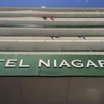 Hotel Niagara an der Schinkenstrasse